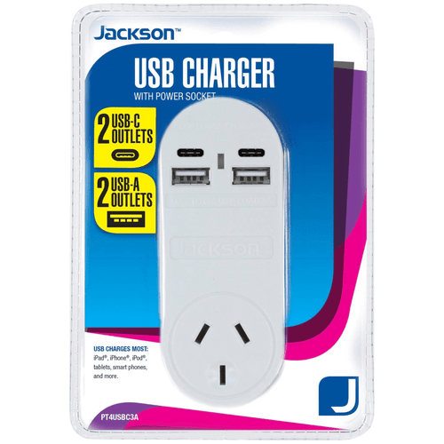 USB Charger & GPO