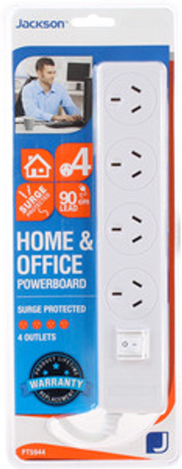 4 Outlet Power Board