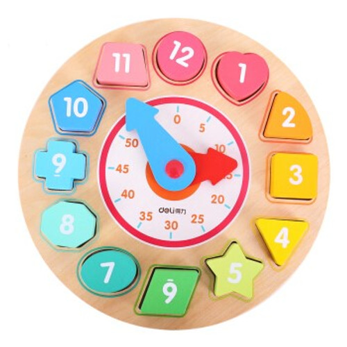 Teaching Aid Clock