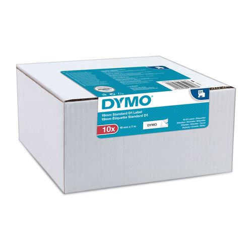 Dymo D Tape Box of 10