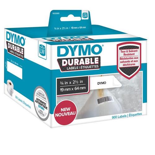 Dymo LW Durable Multi Purpose Labels 57mm x 32mm