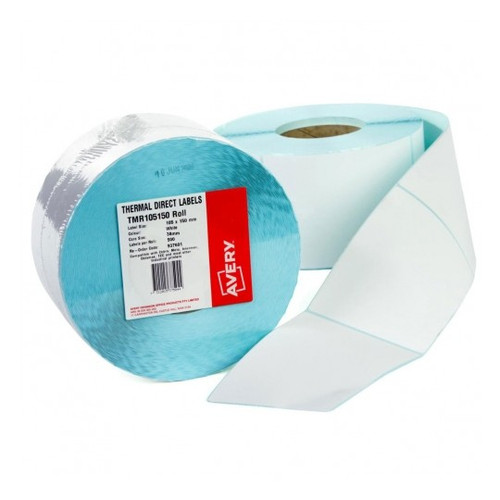 Avery Thermal Roll 101x150 Roll of 500