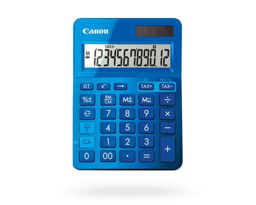 Canon LS123MBL Calculator - Mettalic Blue