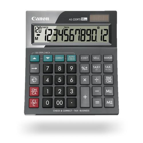 Canon AS220RTS Calculator