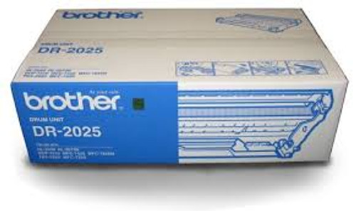 Brother DR2025 Drum Unit - 12,000 pages