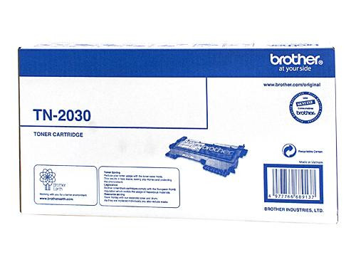 Brother TN2030 Toner Cartridge - 1,000 pages