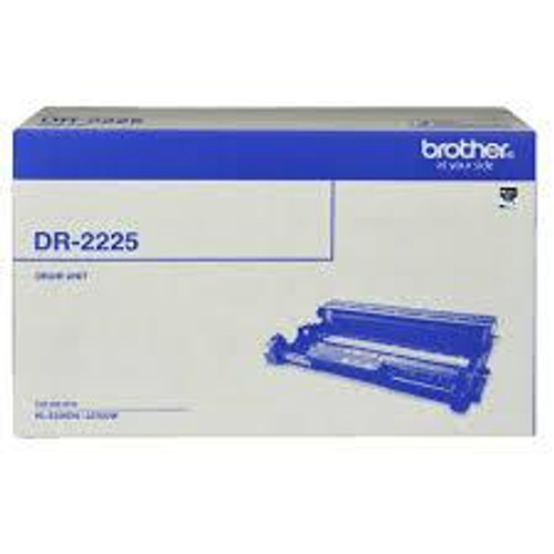 Brother DR2225 Drum Unit - Up to 12,000 pages