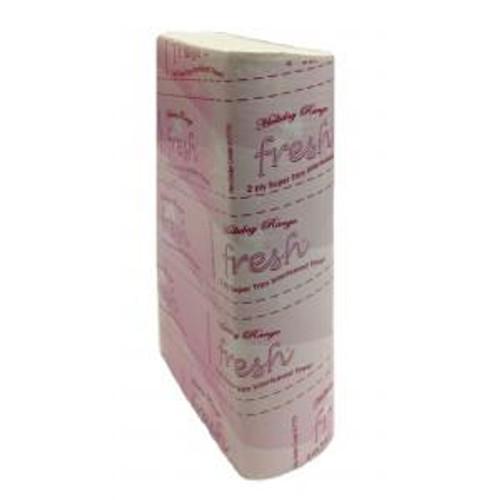 ABC Paper Towel Supertrim Fresh, 2Ply 20X24.5Cm, 2400 Sheets