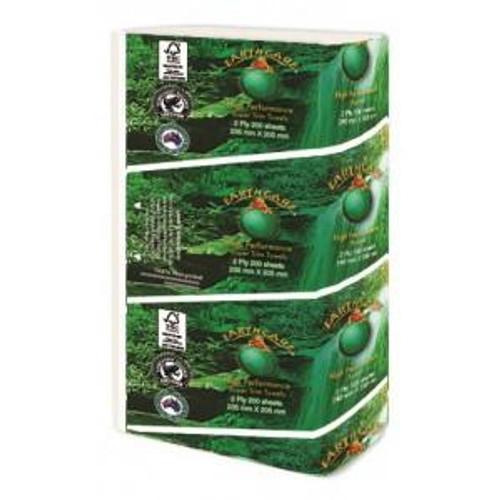ABC Paper Towel Supertrim Earthcare 20.5X23.5Cm, 3200 Sheets