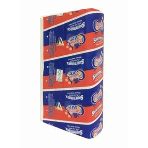 ABC Paper Towel Aussie Care Supremacy 2Ply Superslim 2400Sheet