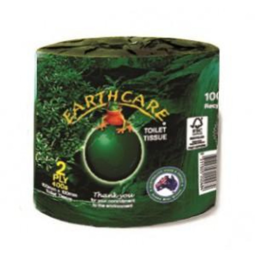 ABC Earthcare T/Tissue 2Ply X 400, 48'S