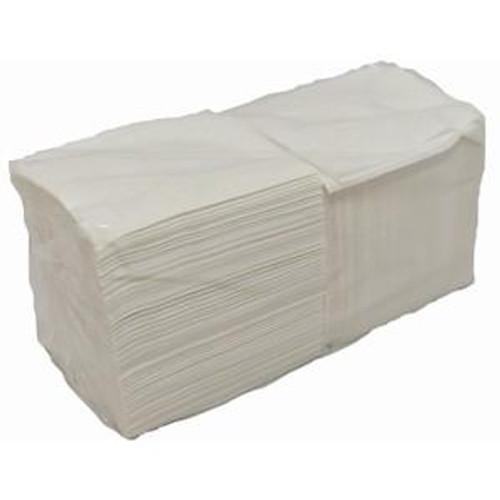 ABC Napkin 1Ply Lunch 3000 White Abc Ctn