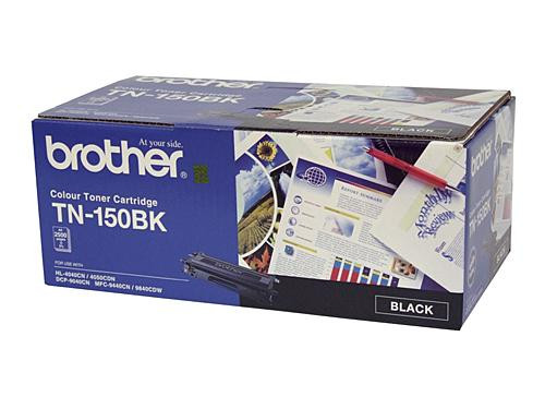 Brother TN150 Black Toner Cartridge - 2500 pages