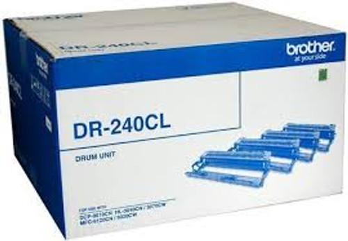 Brother DR240CL Drum Unit (4 drums 1 for each colour) - 15000 pgs