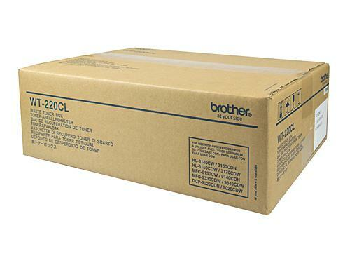 Brother WT220 Waste Pack - 50000 pages