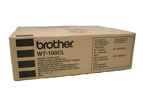 Brother WT 100CL Waste Toner Pack - Up to 20000 pages