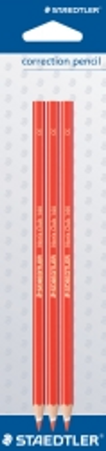 Red Check Pencils