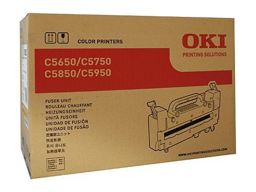 Oki 5650 Fuser Unit - 60 000 pages