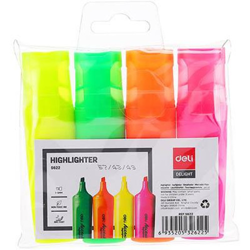 4 Highlighters