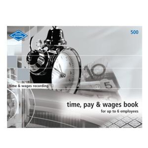 Time, Pay & Wages Book
