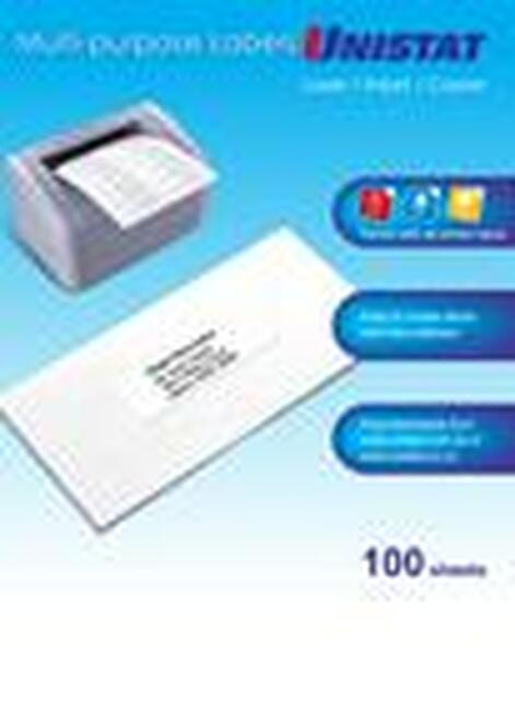 Printer/ Copier Labels