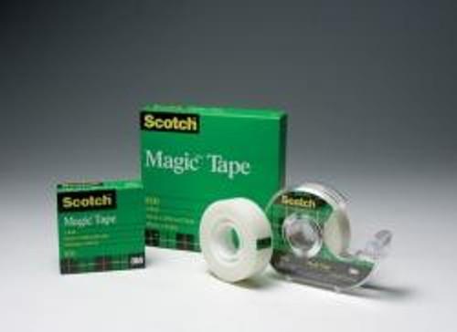 Tape Magic Scotch 810 12Mmx33M BoxedâPack Of 12