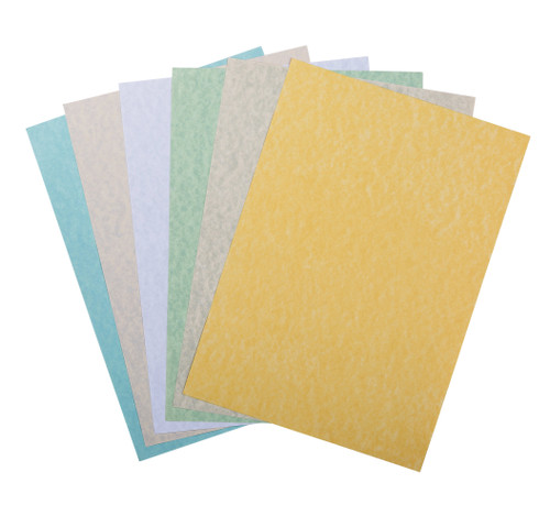 Colourful Days Parchment Paper A4 100Gsm Pack Of 25 See Variants For Colour Range.