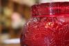 Chawan Bowl 2 Wick Glass Candle - Goji Tarocco and Orange