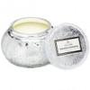 Chawan Bowl 2 Wick Glass Candle -  Yashioka Gardenia