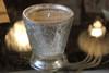 Himalayan candles - Embossed Fleur De Lys Honeysuckle