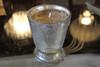 Himalayan candles - Embossed Fleur De Lys Ginger Patchouli