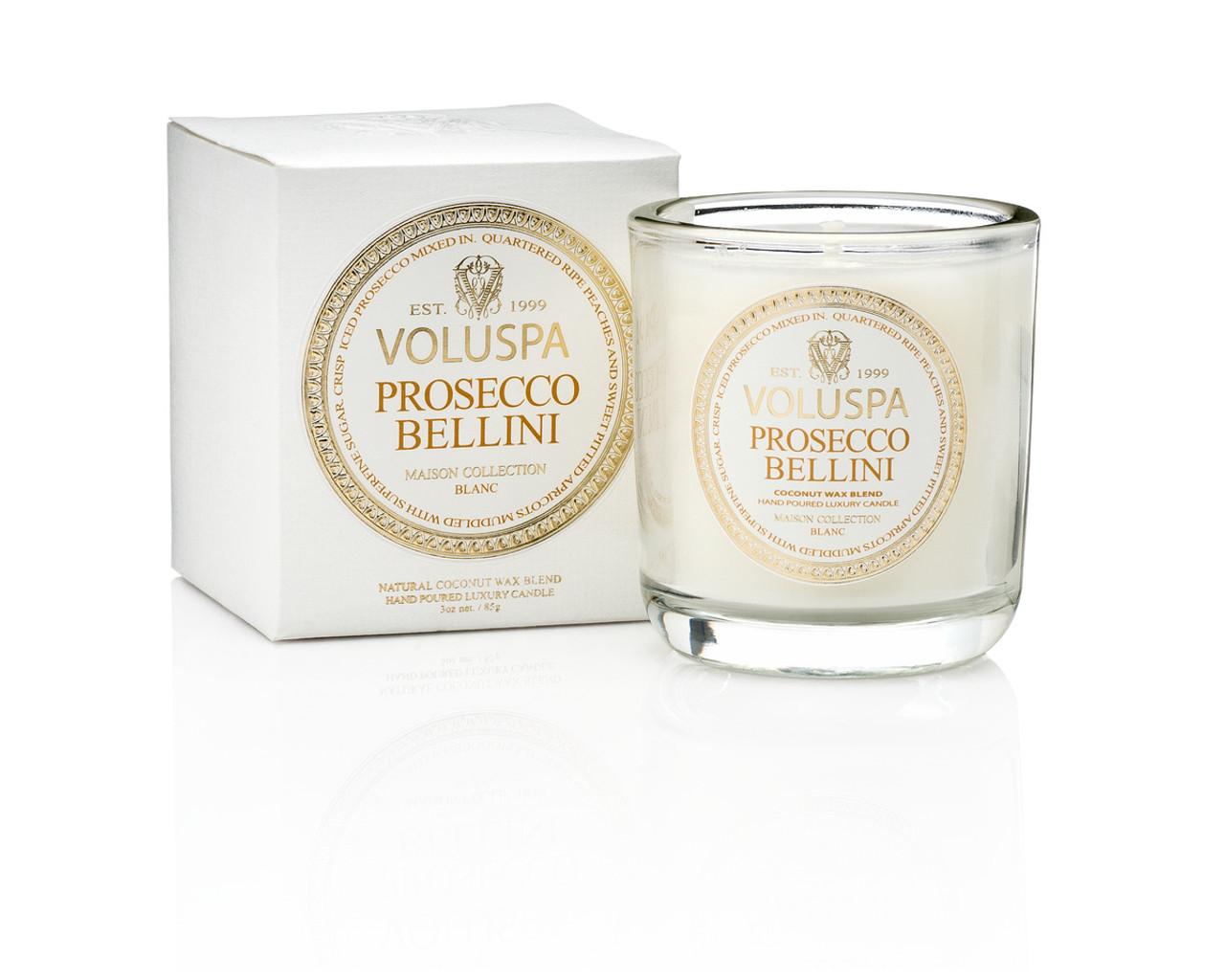 Classic Maison Votive Maison Candle - Prosecco Bellini