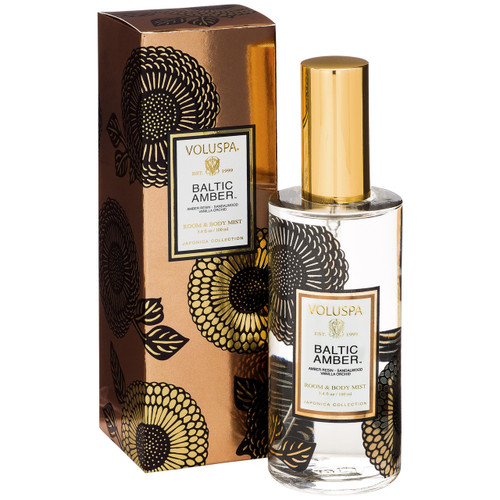 Room & Body Mist - Baltic Amber
