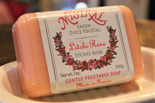 Lychee Rose Classic Bar Soap