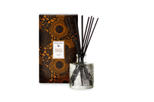 Voluspa Baltic Amber Home Ambiance Diffuser