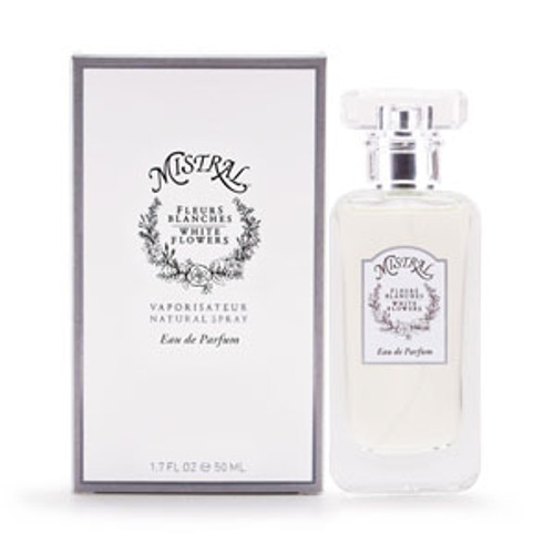 Mistral White Flowers Eau de Parfum