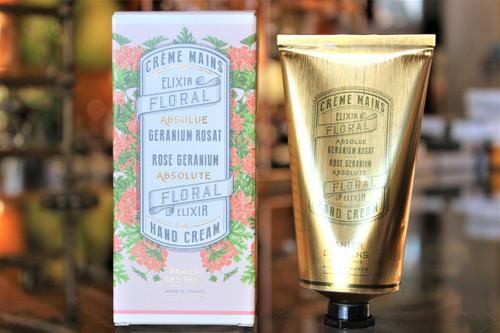 Rose Geranium Hand Cream