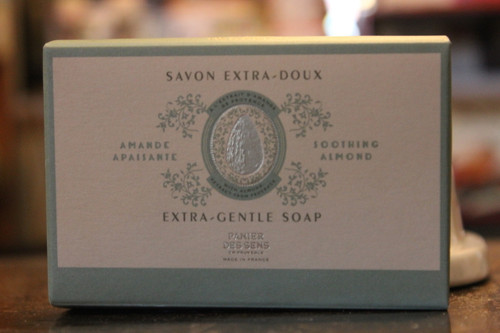 Soothing Almond Extra Gentle Bar Soap