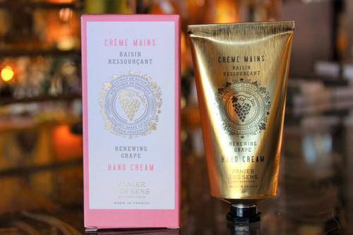 Renewing Grape hand Cream