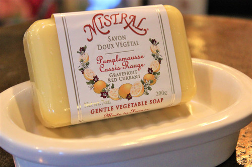 Grapefruit Red Currant Classic Bar Soap