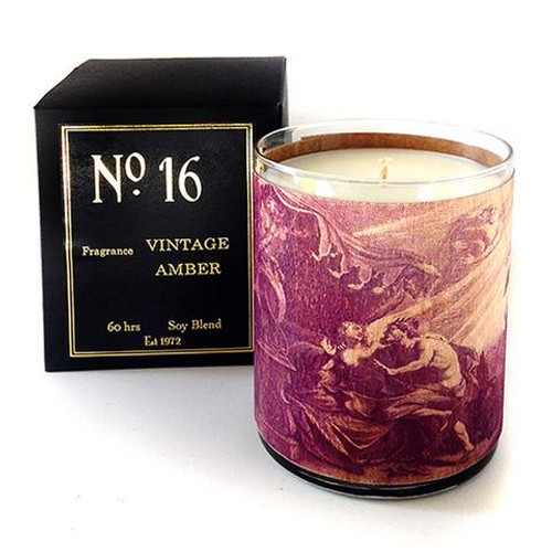 SPITFIRE GIRL - Candles - No.16 - VIntage Amber - 10oz