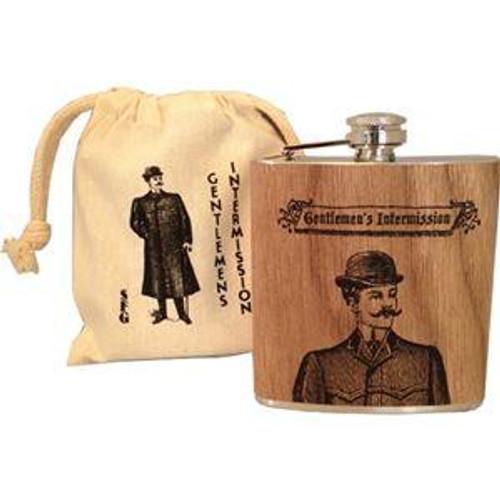 Gentlemans Intermission Flask