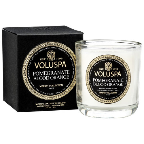VOLUSPA - Pomegranate Blood Orange Candle  Classic Maison Votive