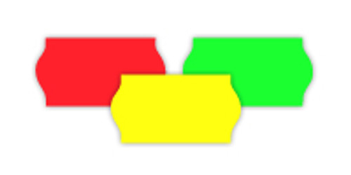 Meto 1322 Labels (2200/2)