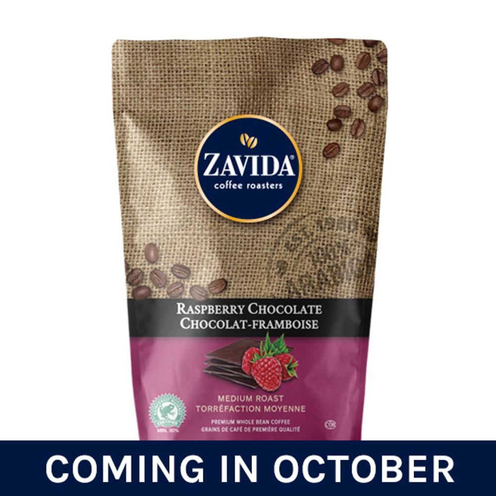 Raspberry Chocolate Coffee