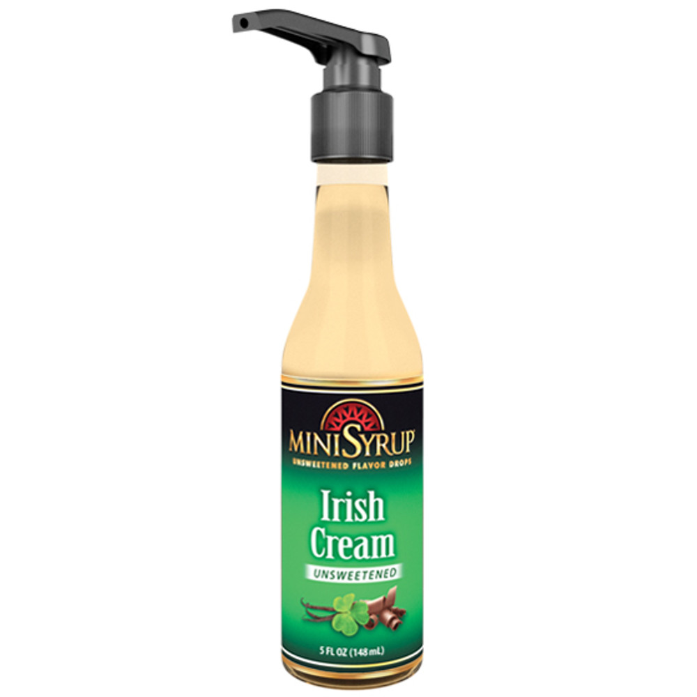 Irish Cream Flavour Shots