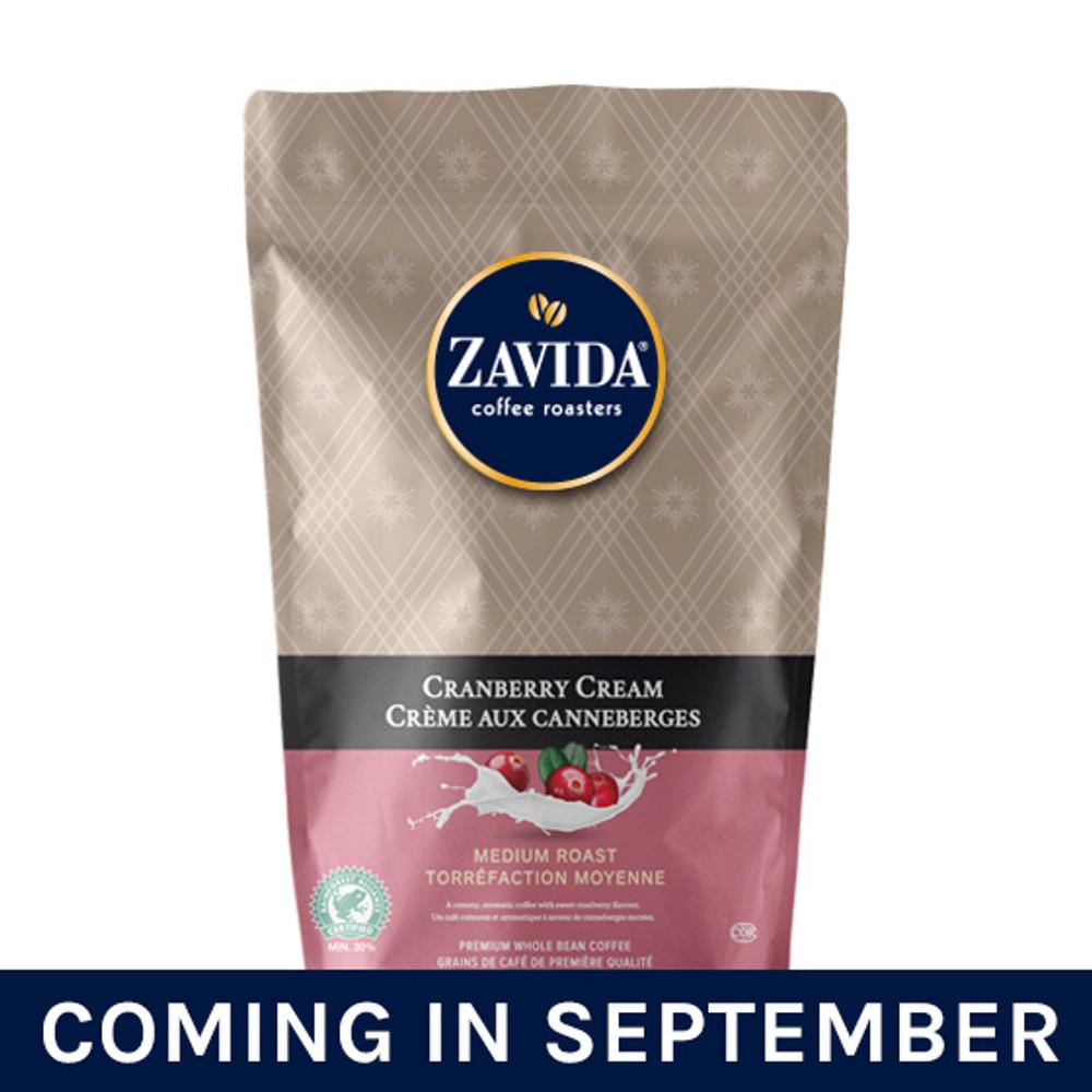 Cranberry Cream Coffee