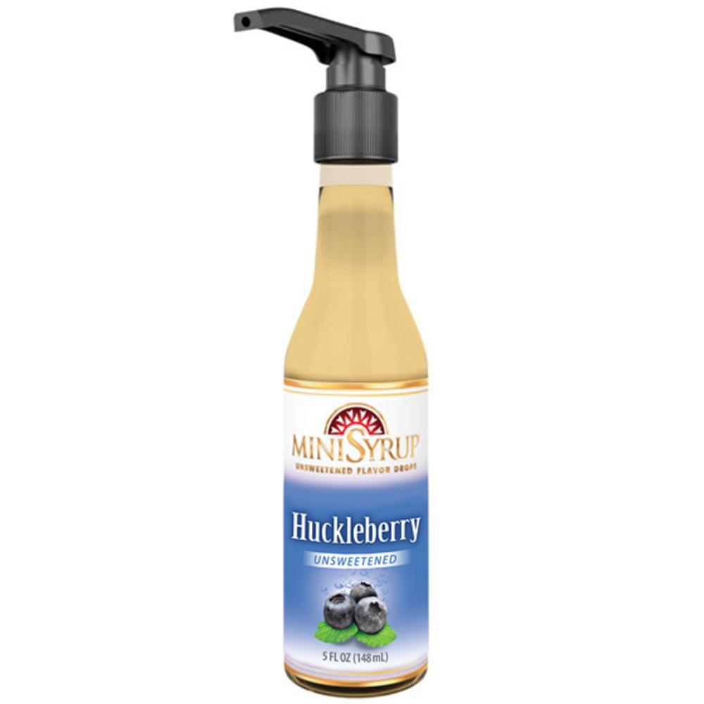 Huckleberry Flavour Shots