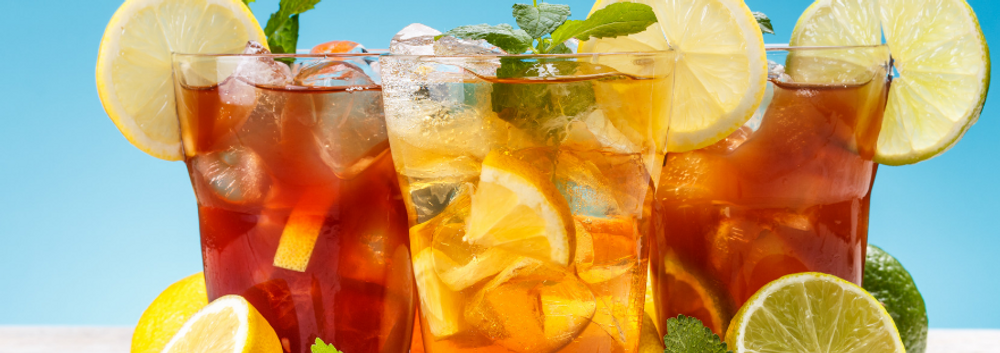 Enjoy Summer with Cold Brew Tea