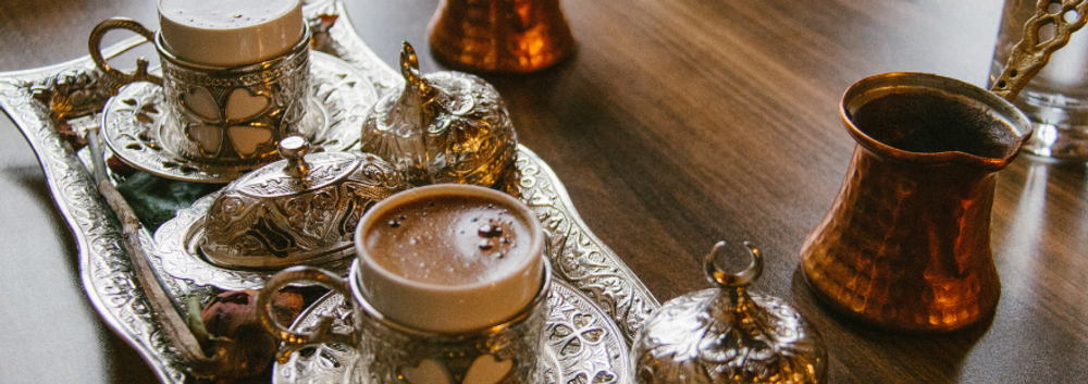 A Beginner's Guide to Turkish Coffee